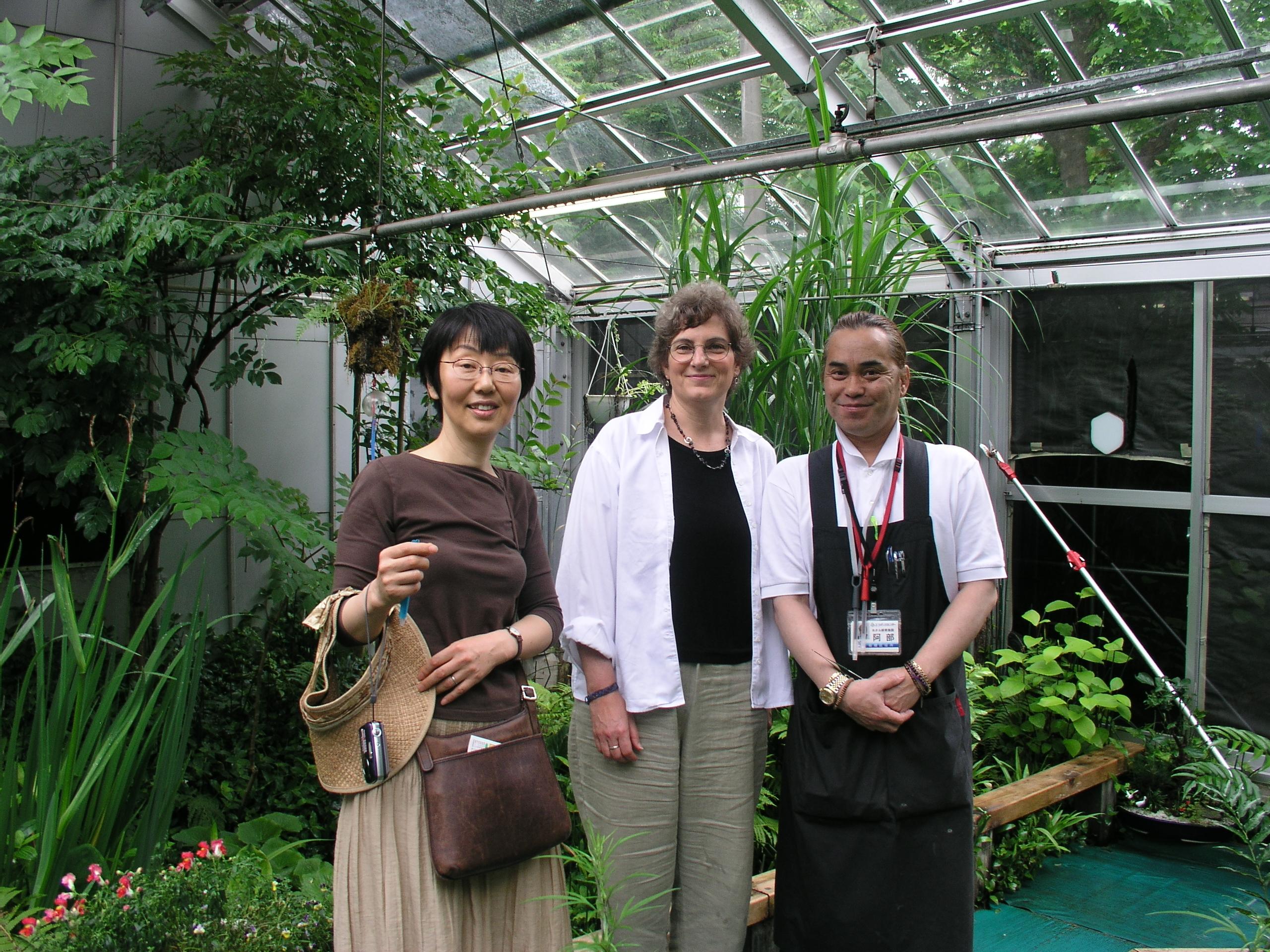 Toyko Firefly Breeding Institute